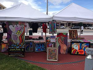 Art Day in North Miami