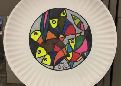 Paper plate #2