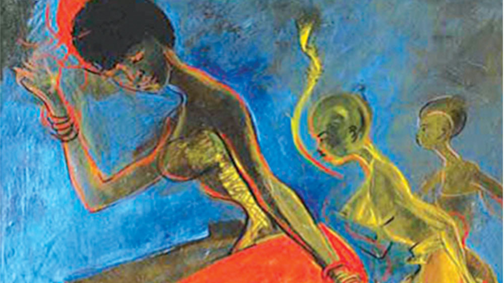 Enwonwu Sets Highest Record for Art Sold in Nigeria